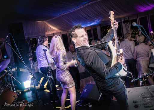 Die Coverband Amber's Delight Livemusik Band mit Party Garantie!
