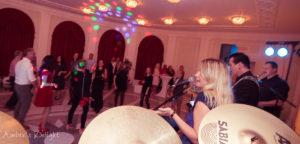Firmenfeier, Bonn, Partyband Amber's Delight, Tanzmusik