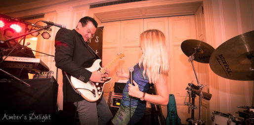 Band Auftritt Redoute in Bonn, Hochzeitsband und Partyband Amber's Delightmusik, Tanzmusik
