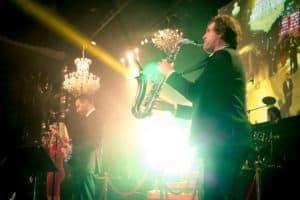 Hochzeitsband Amber's Delight spielt Musik auf eine Hochzeit in Köln