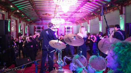 Zahnärzteball, Tanzball in Magdeburg, mit der Live band Amber's Delight