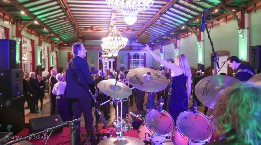 Zahnärzteball Magdeburg, Tanzband Amber's Delight