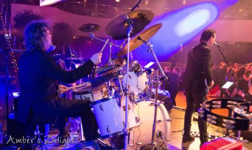 Amber's Delight Schlagzeuger, Tanzband Intako Gala 13.04.2019 Duesseldorf