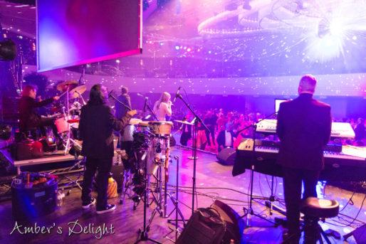 Amber's Delight Band beim Tanzturnier Intako Gala