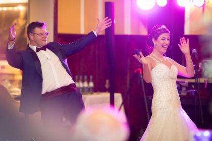 Brautpaar Tanzend Zu Band In Koeln Hochzeit 1000px 8676