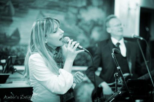 Band Ambers Delight bei einer Hochzeit in Koeln im Hotel Excelsior
