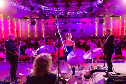 Tanzmusik Band, Standardtaenze, alle Gäste tanzen