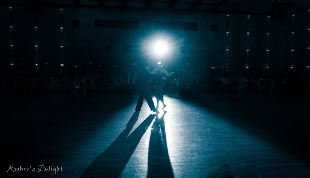 Tanzpaar Showtanzen Tango Live Bei Gala Ball Duesseldorf Neuss Crown Plaza
