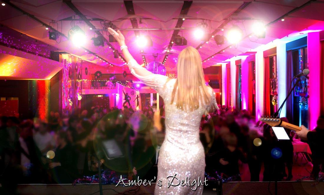 Partyband Ambers Delight bei Silvestergala bei Köln