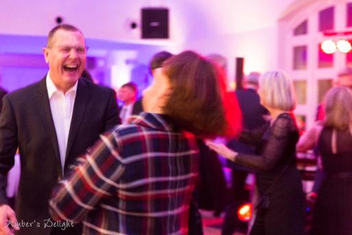 Unsere Band sorgt für super Stimmung, bei der Feier im Schloss Gartrop 8968