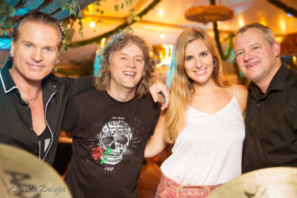Partyband Amber'sdelight Live In Bornheim 7583