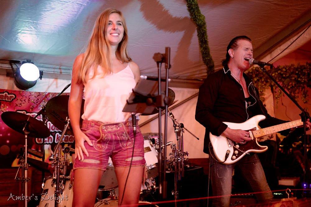 Partyband Amber'sdelight Livemusik Bornheim Walberberg7537