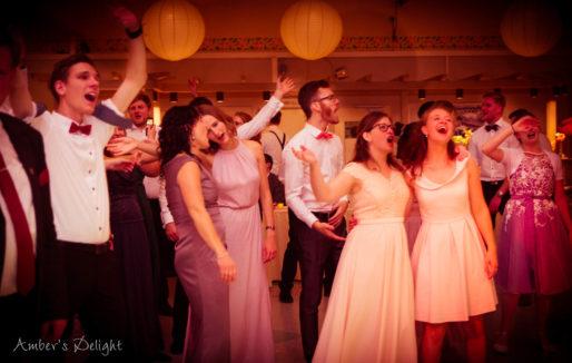 Gaeste Hochzeit Party Livemusik in Hennef
