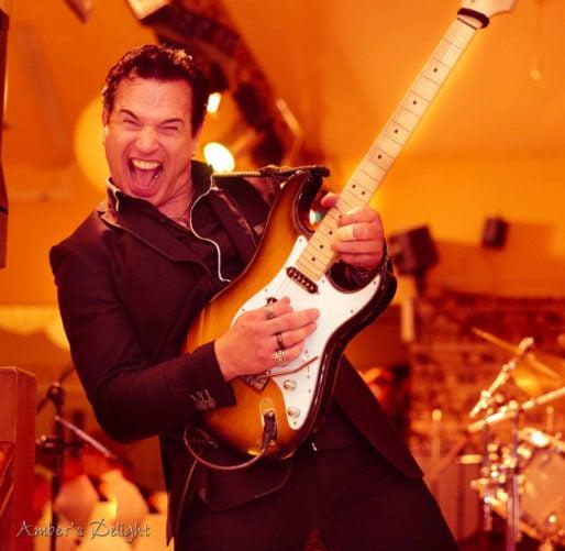 Gitarrist Live bei einer Hochzeit in Hennef