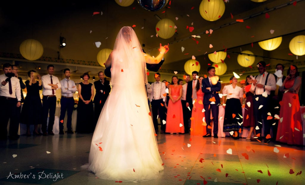 Hochzeit Brautpaar Tanz Zur Band Hennef