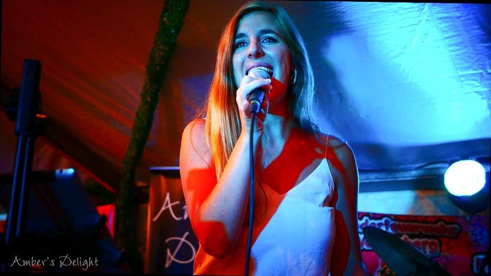 Partyband Sängerin Live In Bornheim