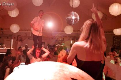 Partystimmung Live Band in Hennef